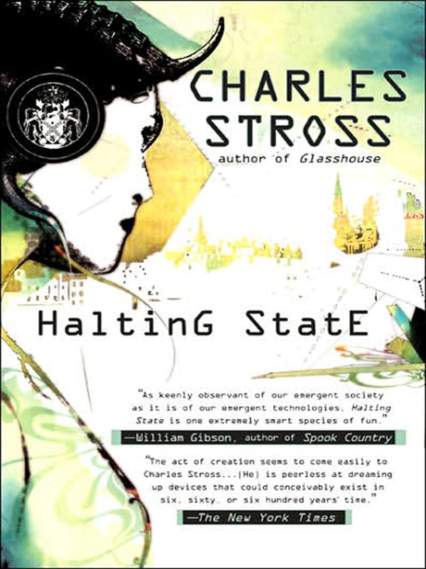 Halting State By: Charles Stross