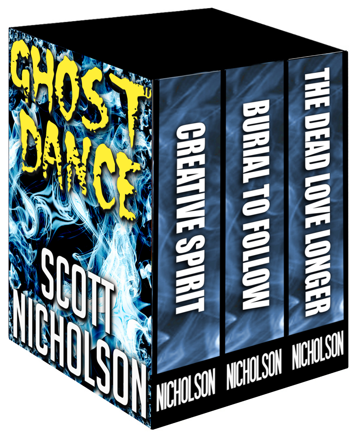 Ghost Dance By: Scott Nicholson