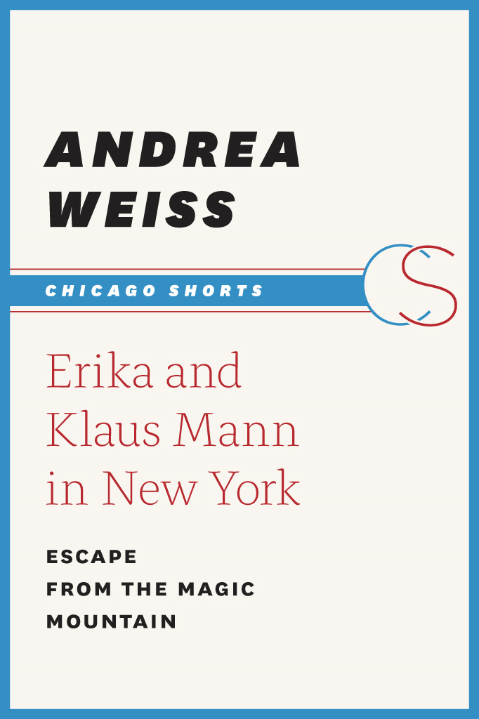 Erika and Klaus Mann in New York