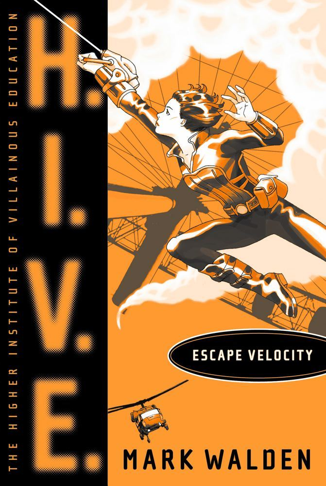 Escape Velocity By: Mark Walden