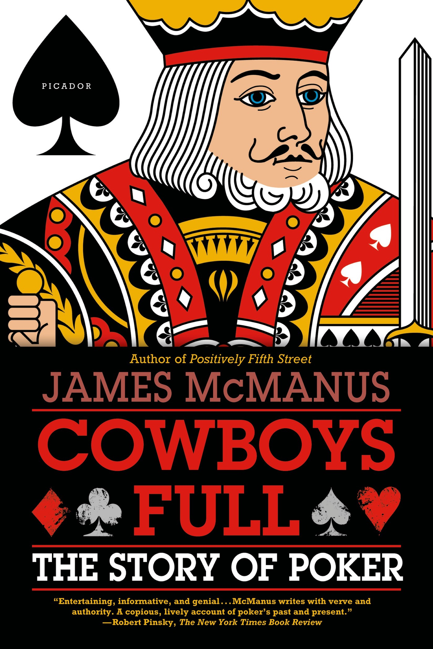 Cowboys Full By: James McManus