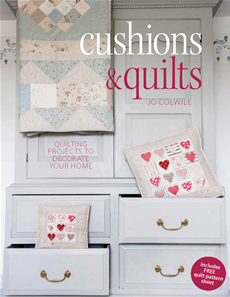 Cushions & Quilts 20 Projects to Stitch, Quilt & Sew