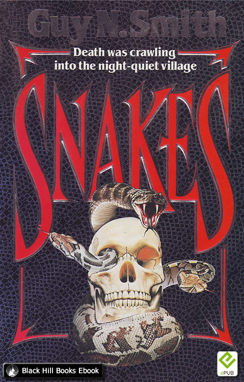 Snakes By: Guy N Smith
