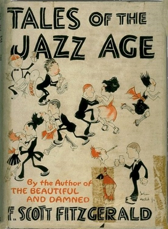 Tales of the Jazz Age By: F. Scott Fitzgerald