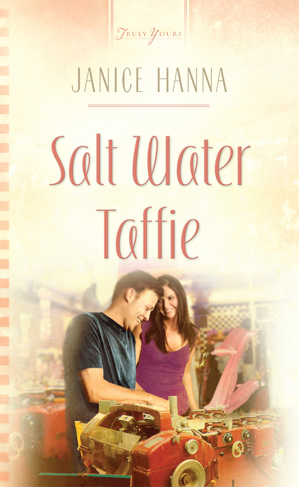 Salt Water Taffie