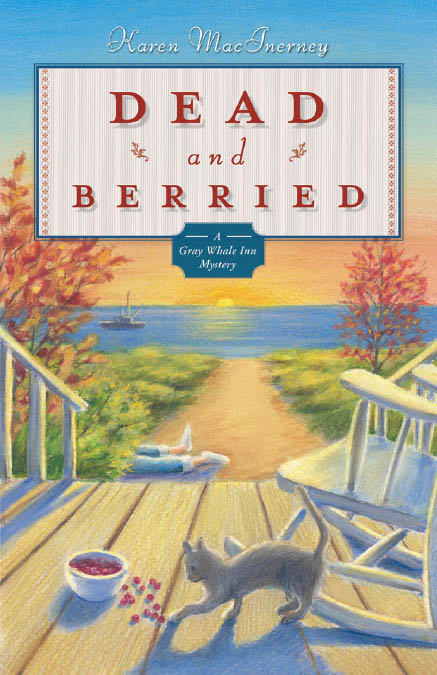 Dead and Berried By: Karen MacInerney