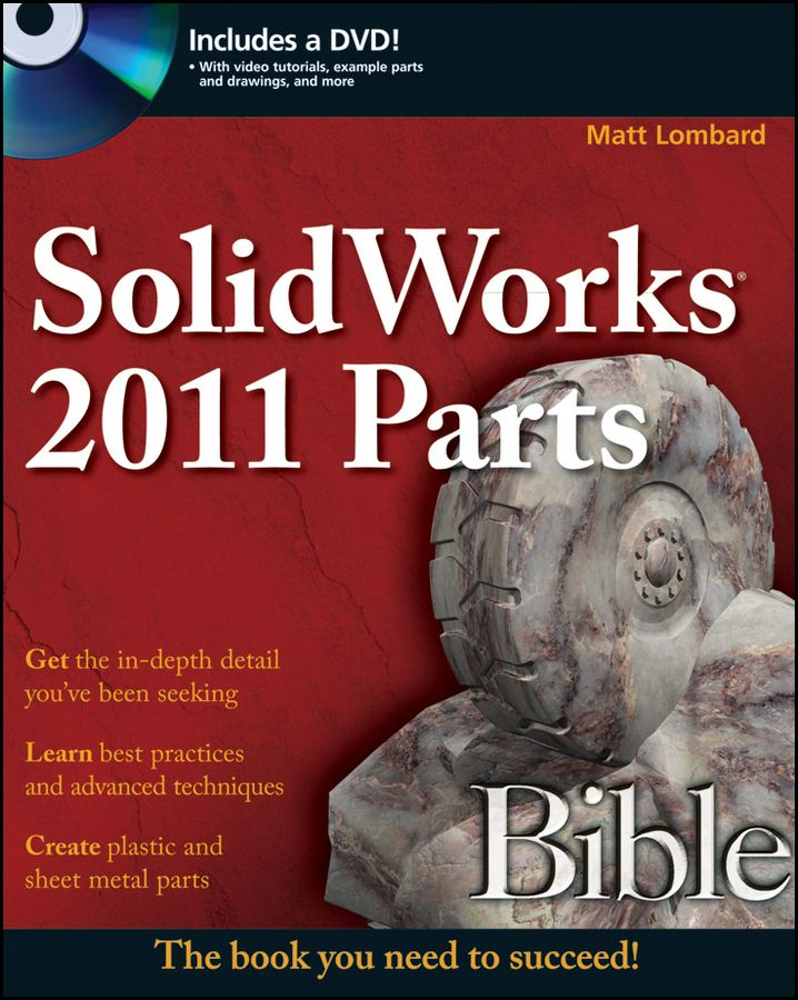 SolidWorks 2011 Parts Bible