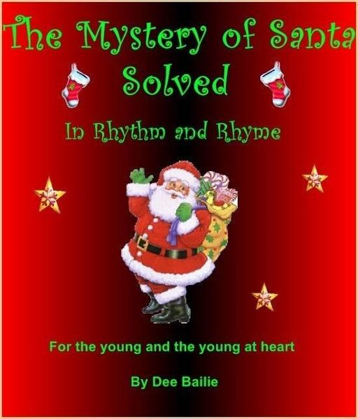 The Mystery of Santa Solved in Rythm and Rhyme