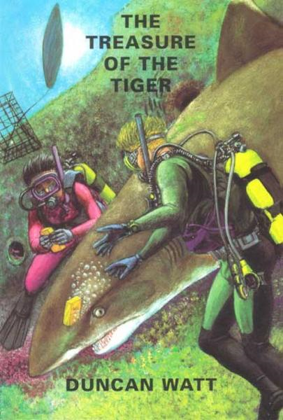The Treasure of the Tiger