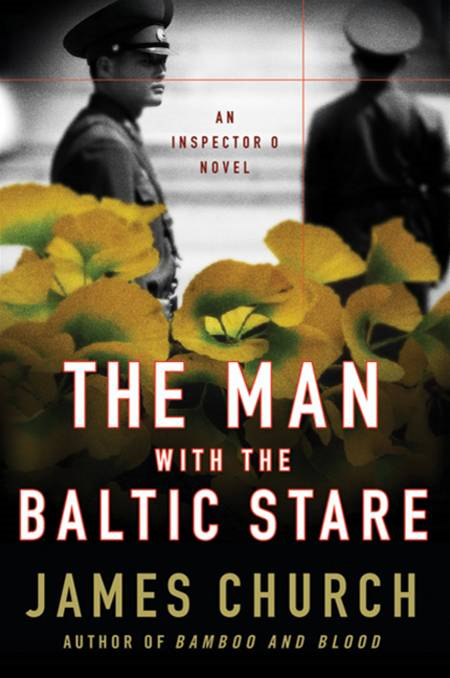 Cover Image: The Man with the Baltic Stare