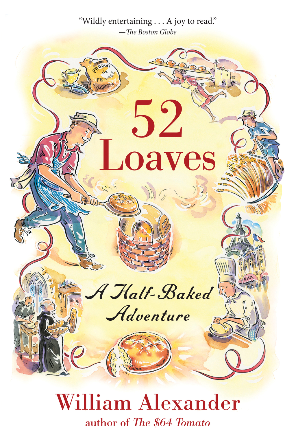 52 Loaves By: William Alexander