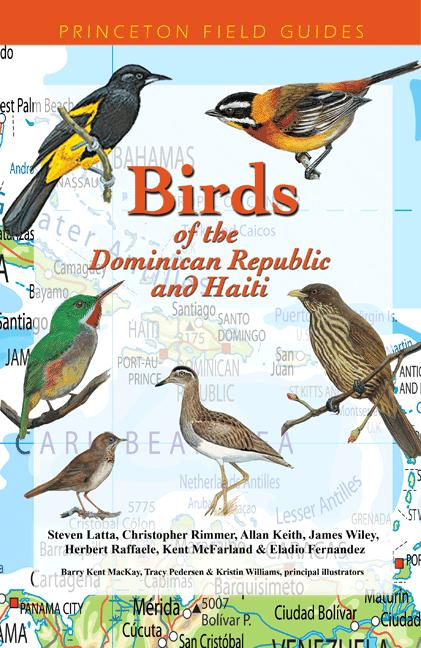 Birds of the Dominican Republic and Haiti By: Allan Keith,Christopher Rimmer,Eladio Fernandez,Herbert Raffaele,James Wiley,Kent McFarland,Steven Latta