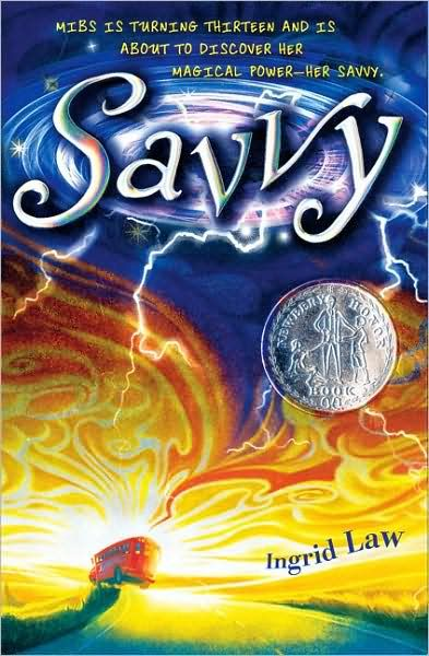 Savvy By: Ingrid Law