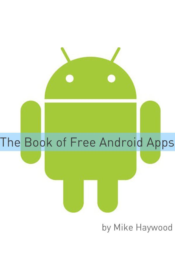 Book of Free Android Apps