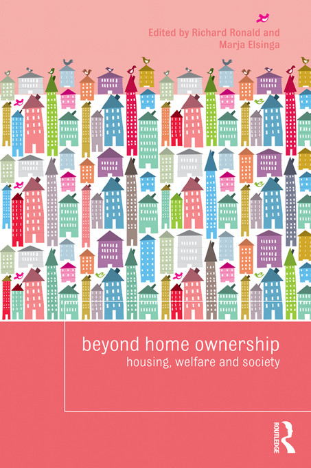 Beyond Home Ownership Housing, Welfare and Society