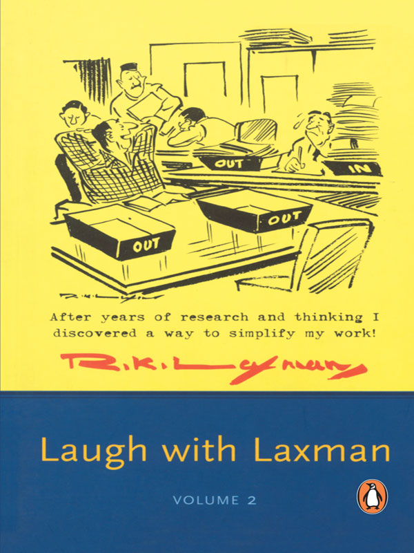Laugh With Laxman Vol. 2