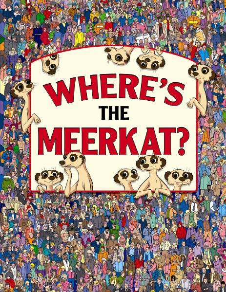 Where's The Meerkat By: Paul Moran
