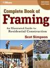 Complete Book Of Framing: