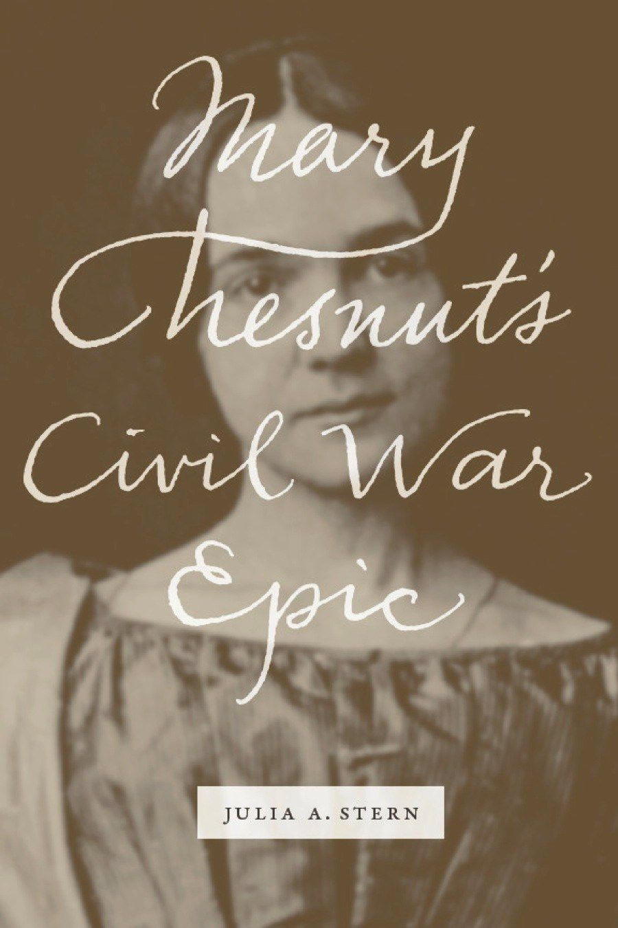 Mary Chesnut's Civil War Epic
