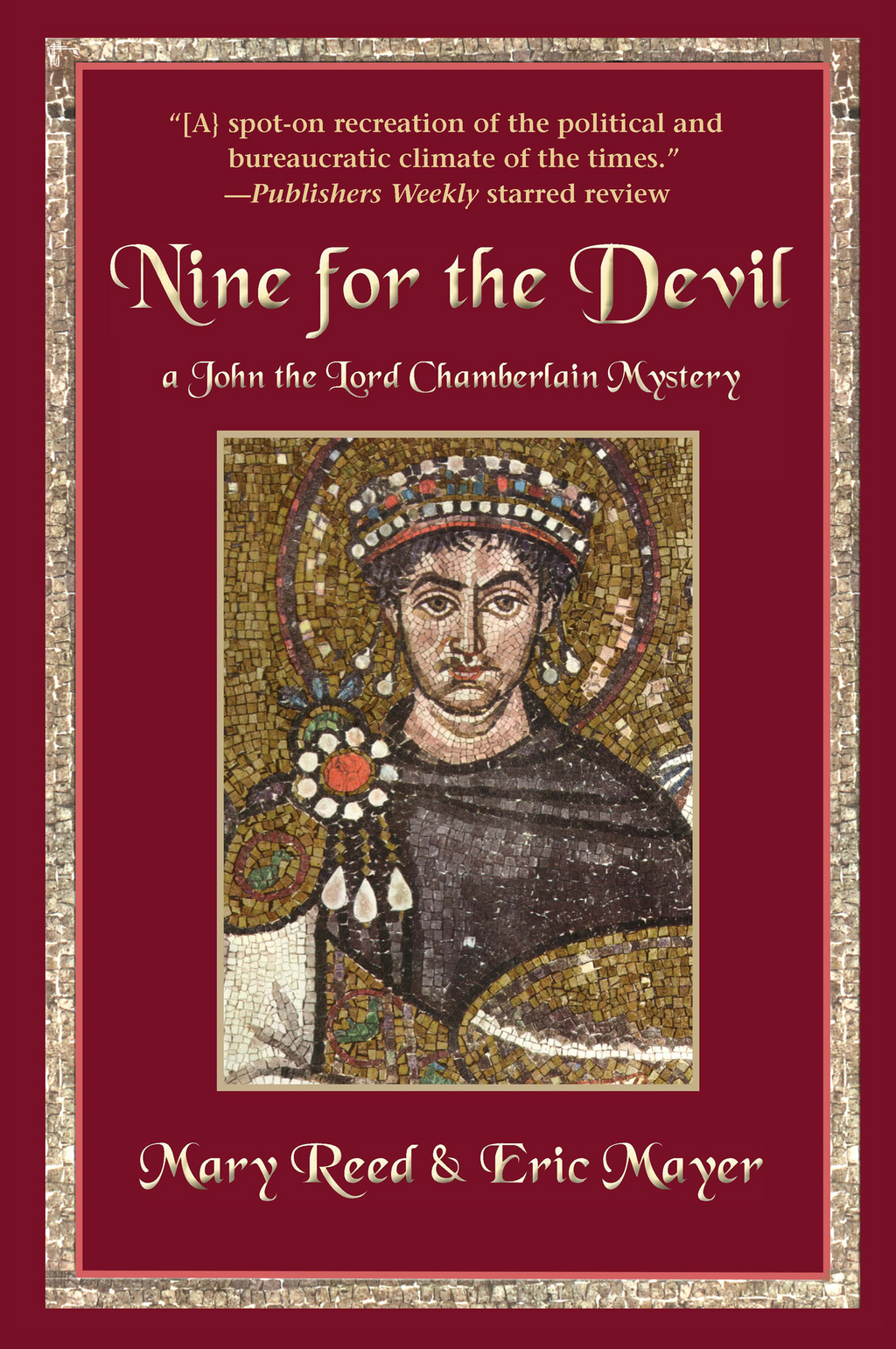 Nine for the Devil By: Eric Mayer,Mary Reed