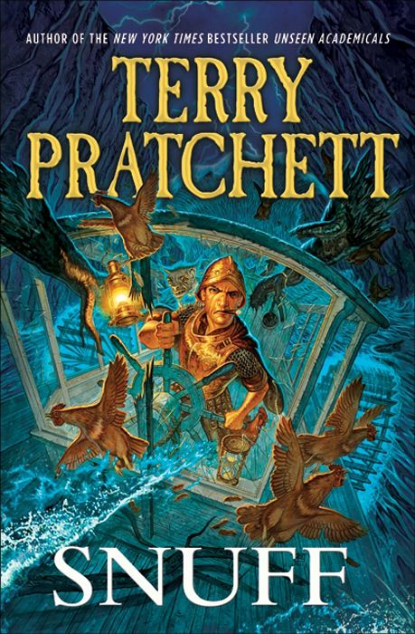 Snuff By: Terry Pratchett