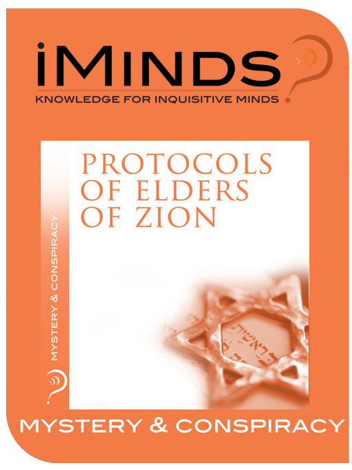 Elders of Zion: Mystery & Conspiracy