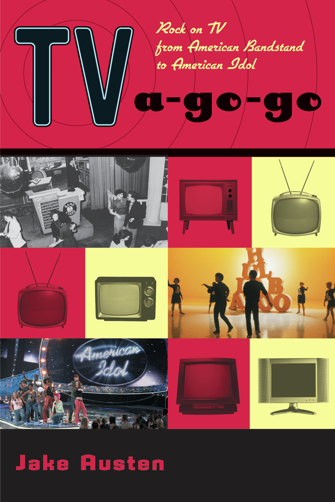 TV-a-Go-Go By: Jake Austen