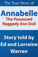 Annabelle The Possessed Raggedy Ann Doll