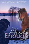 online magazine -  Good Enough: A Shay James Mystery