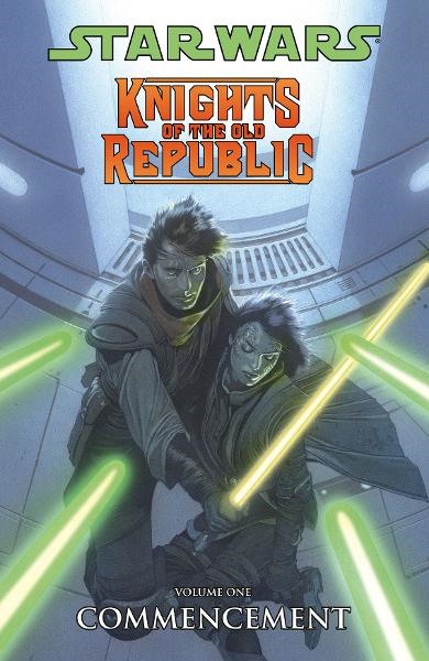 Star Wars: Knights of the Old Republic Vol. 1--Commencement