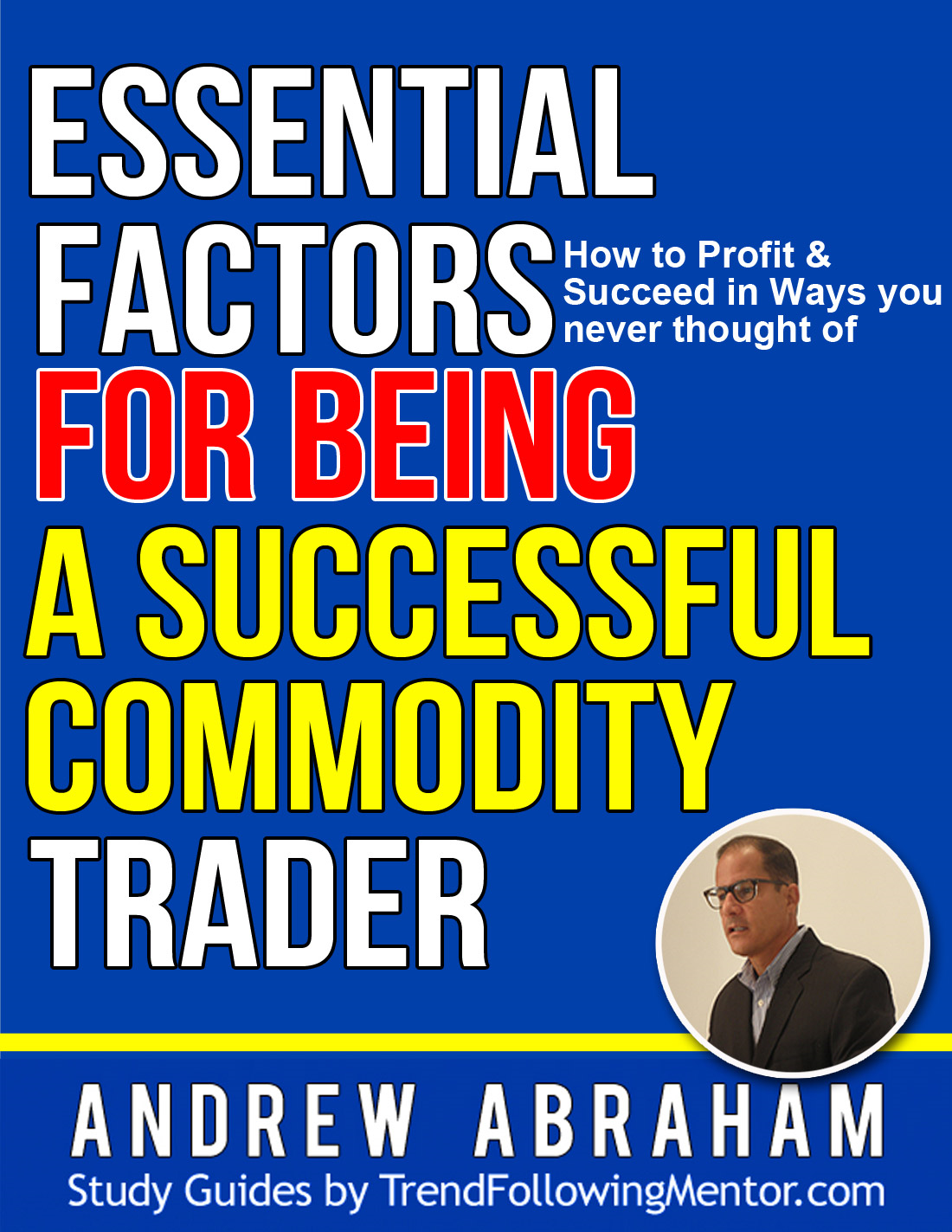 Commodity Trading  Mistakes-Learn to Be a Better Trader