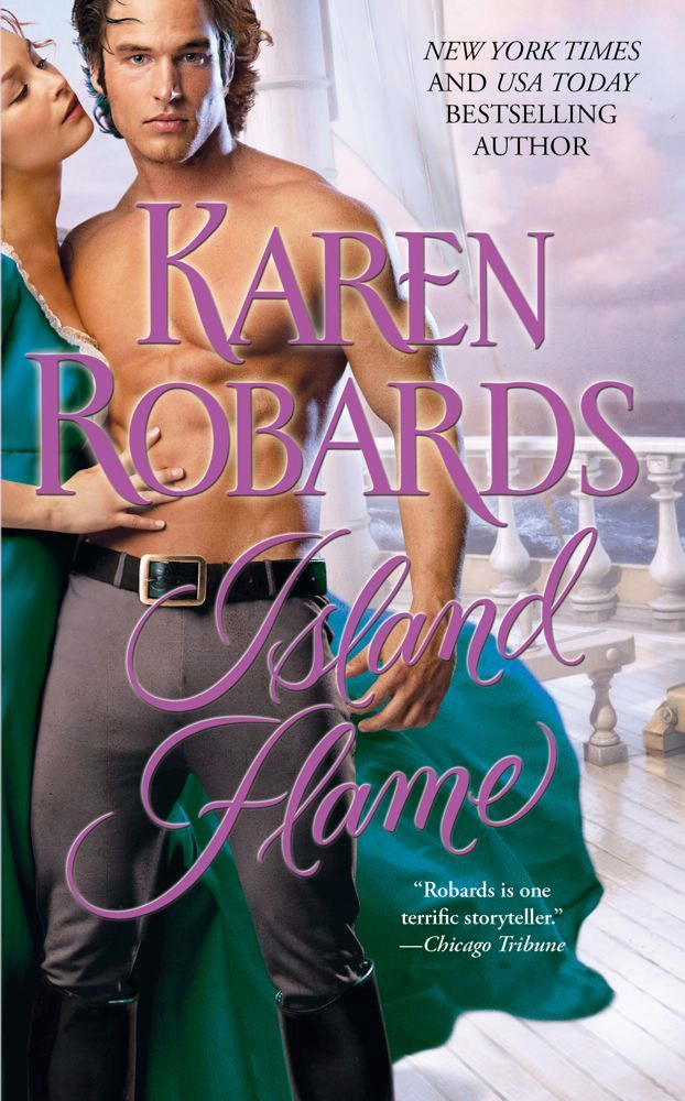 Island Flame By: Karen Robards