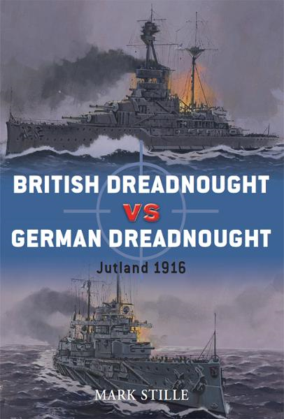 British Dreadnought vs German Dreadnought