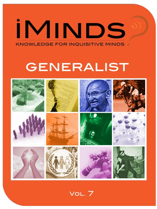 Generalist Volume 7 By: iMinds