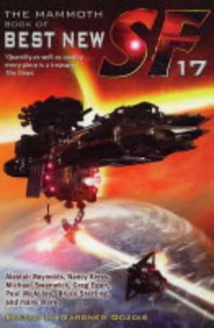 The Mammoth Book of Best New SF 17 By: Gardner Dozois