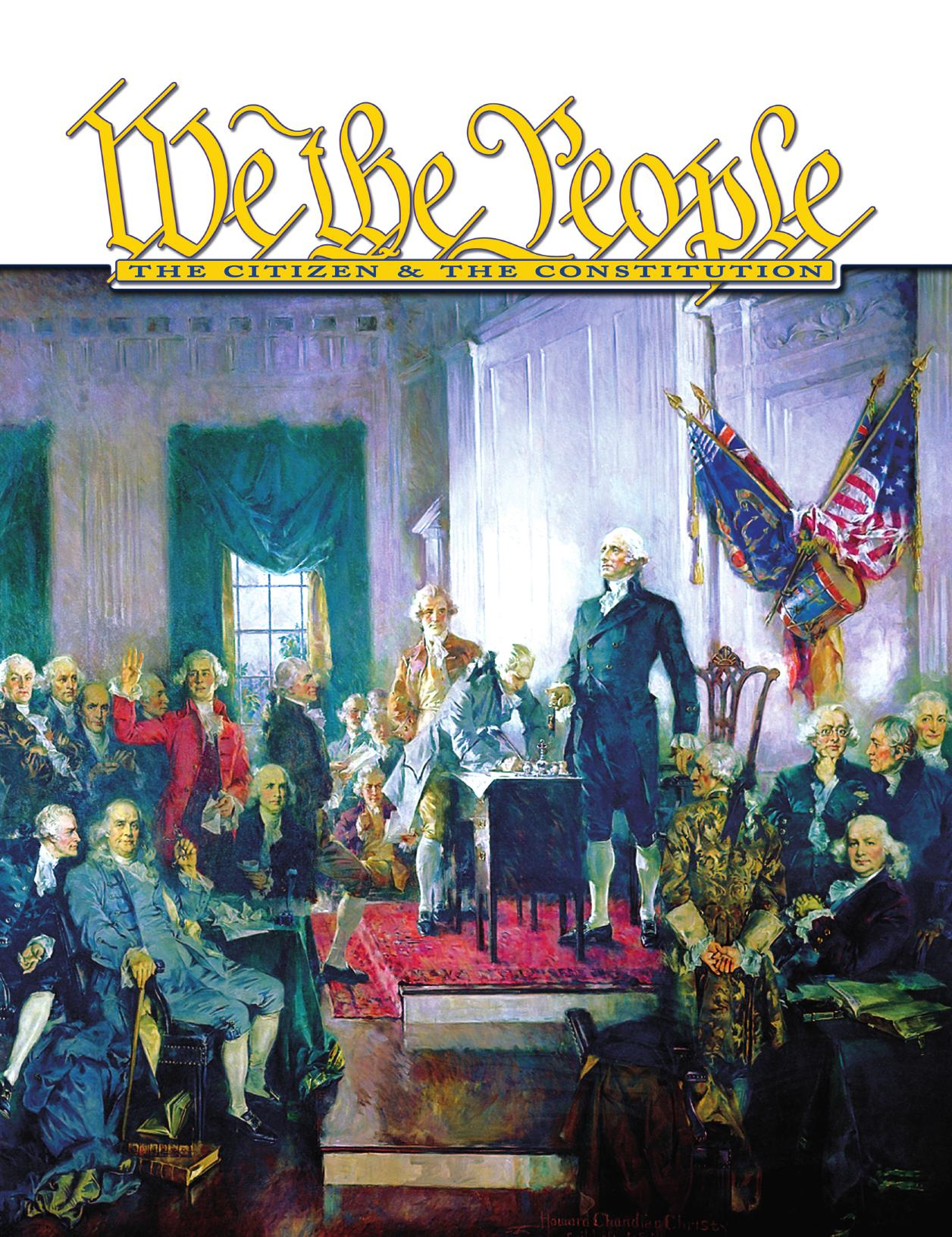 We the People High School Textbook