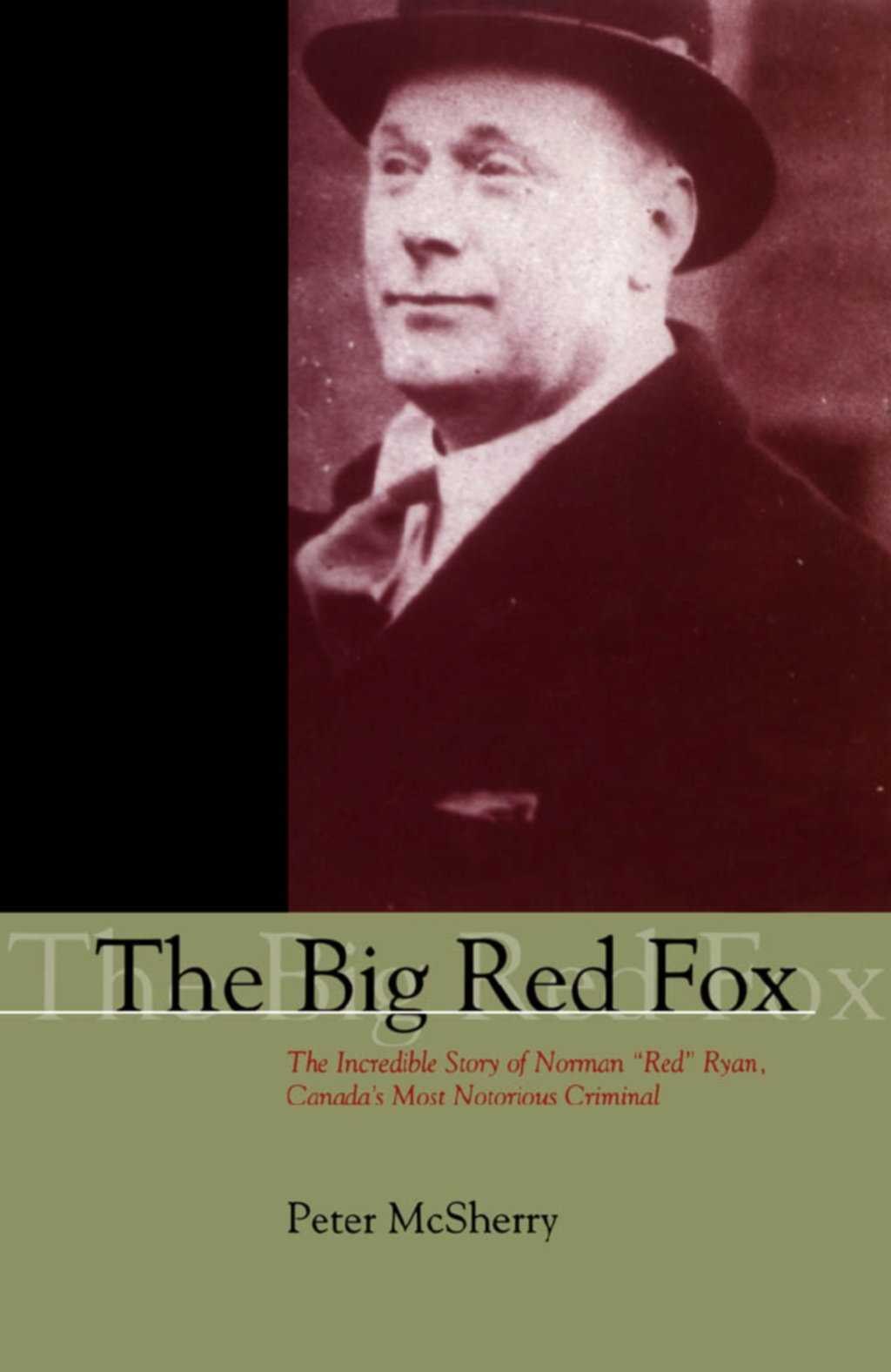 The Big Red Fox By: Peter McSherry