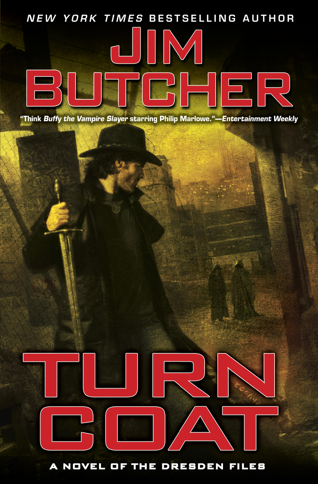 Turn Coat By: Jim Butcher