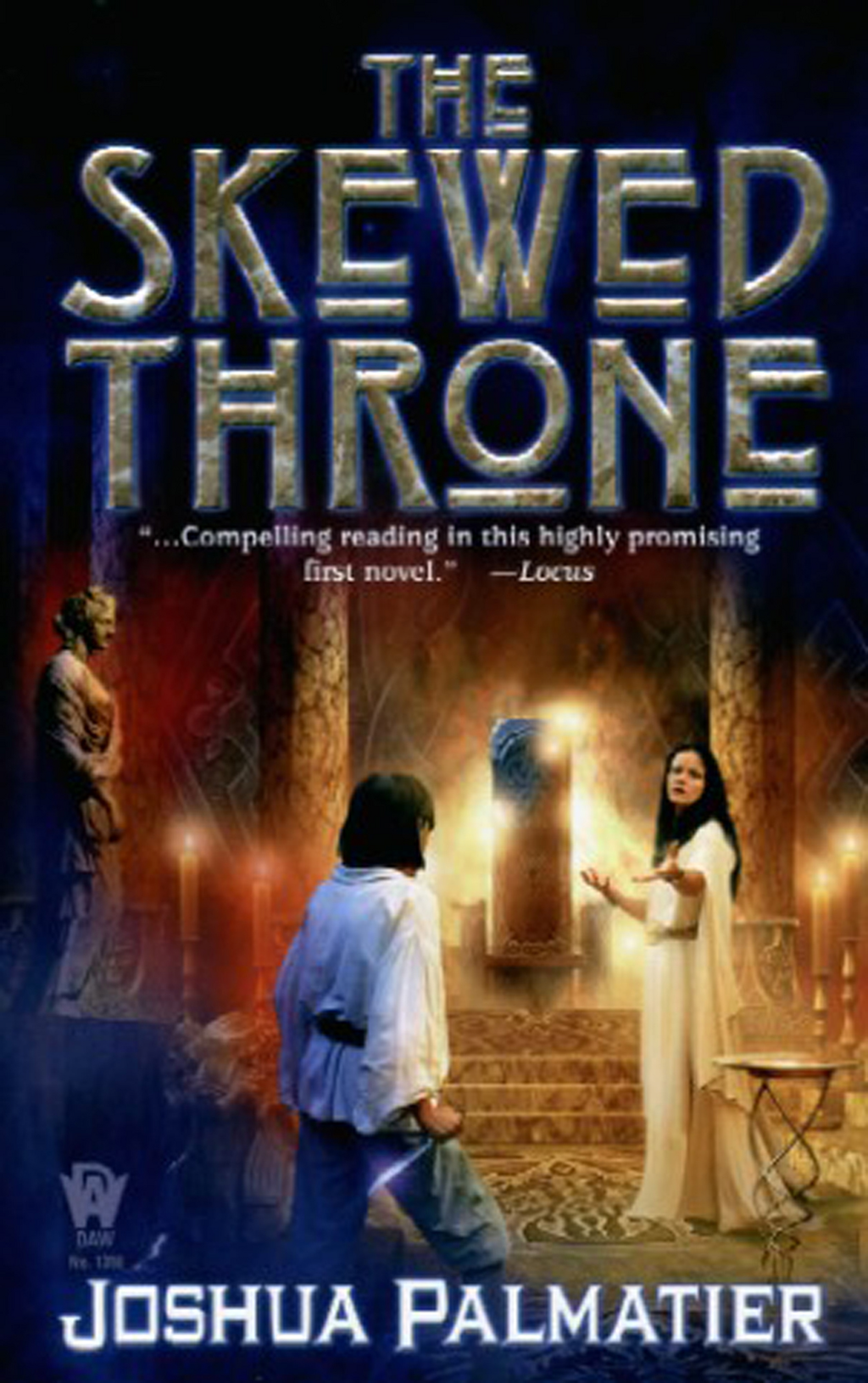 The Skewed Throne By: Joshua Palmatier