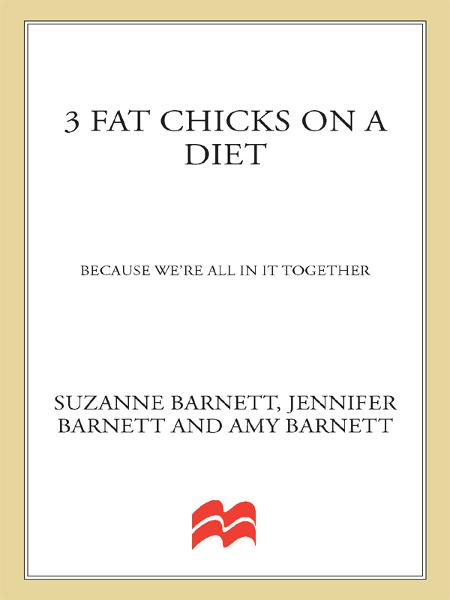 3 Fat Chicks on a Diet By: Amy Barnett Buchanan,Bev West,Jennifer Barnett Lesman,Suzanne Barnett
