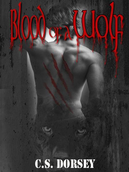 Blood Of A Wolf (Teen Paranormal Romance) (The Lukos Trilogy Book #2) By: C. S. Dorsey