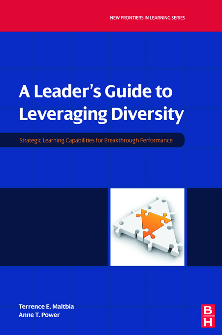 A Leader's Guide to Leveraging Diversity
