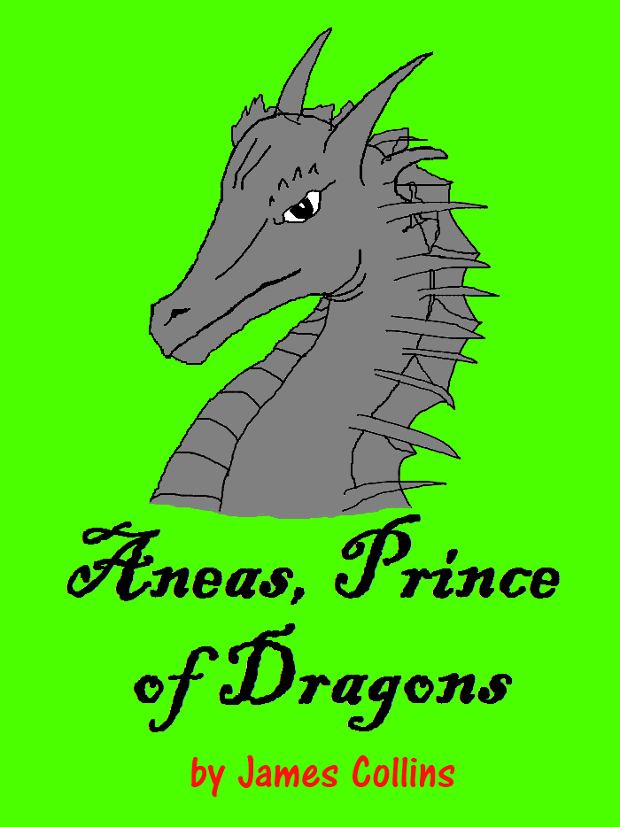 Aneas, Prince of Dragons - an action adventure fantasy