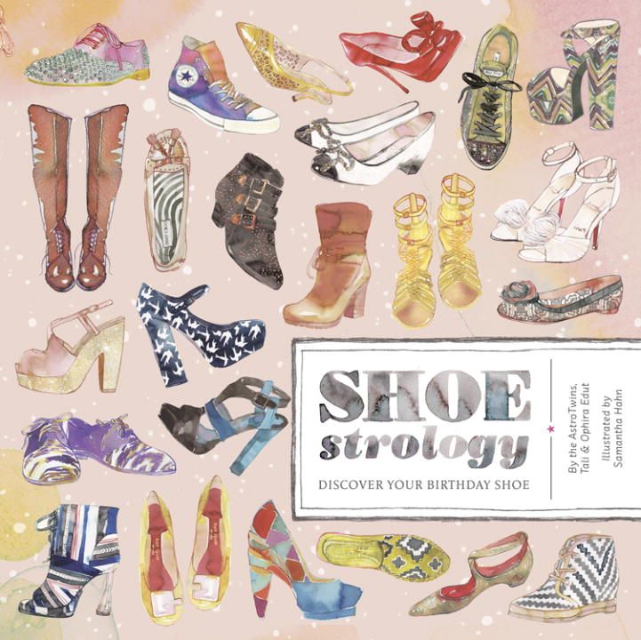 Shoestrology By: Edut Ophira,Tali Edut