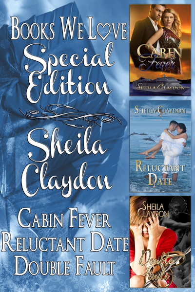 Books We Love Special Edition - Sheila Claydon