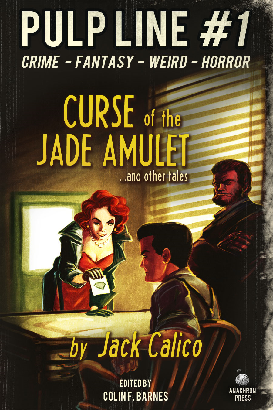 Curse of the Jade Amulet and other tales