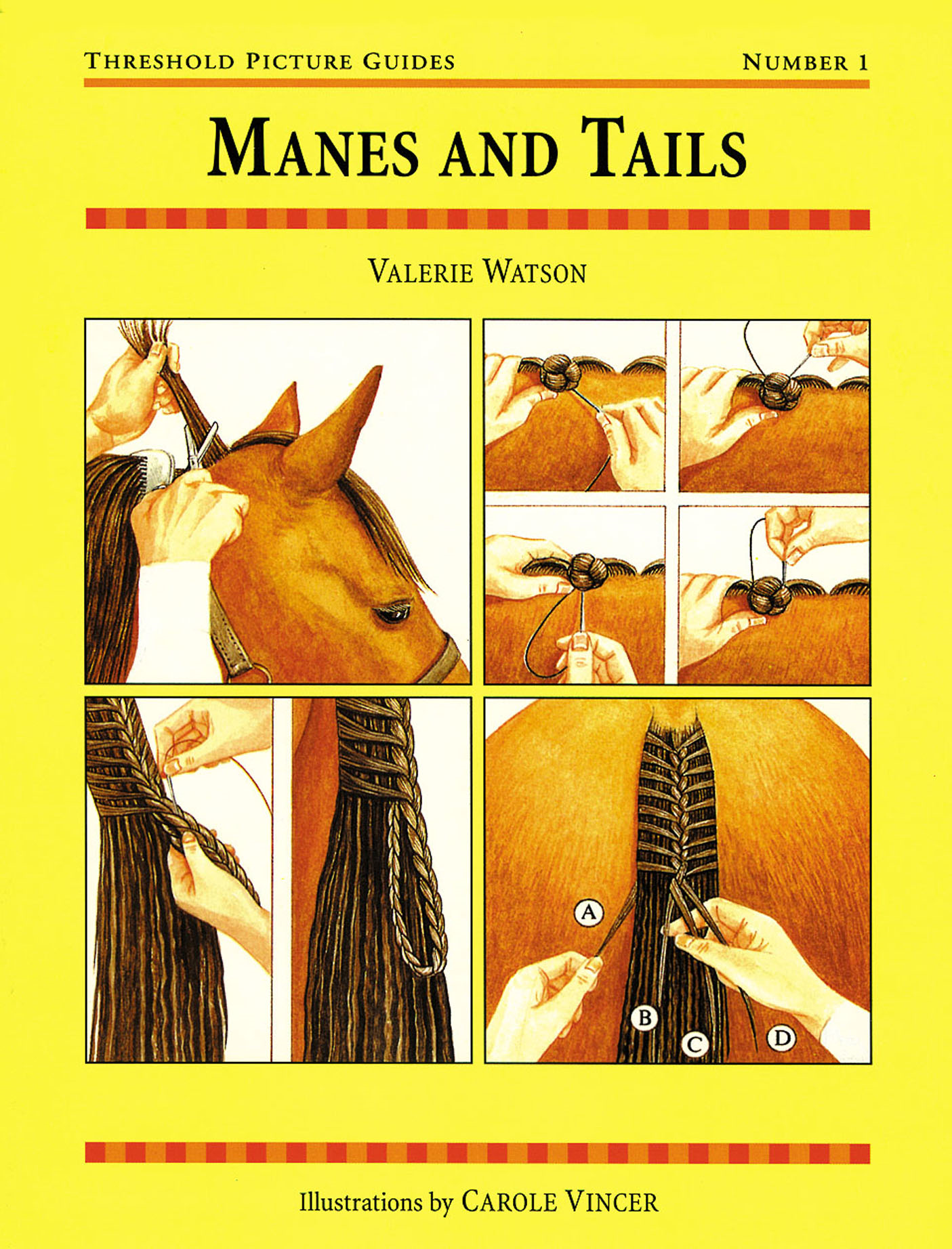MANES AND TAILS By: VALERIE WATSON,CAROLE VINCER