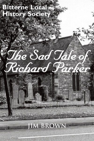 The Sad Tale of Richard Parker By: Jim Brown