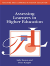 Assessing Learners In Higher Education: