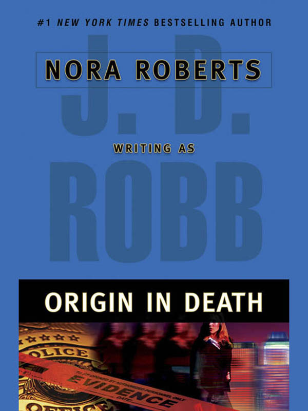 Origin In Death By: J.D. Robb